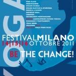 MilleOrienti al Milano Yoga Festival 2011: per parlare di Viaggi dello Spirito e di nonviolenza indiana