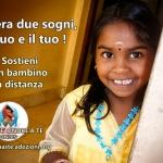 Musica e danza indiana il 25 maggio a Bologna per sostenere le adozioni a distanza