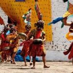 Le danze rituali tibetane in mostra a Venezia