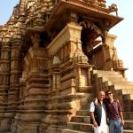 In viaggio in India con mio figlio