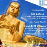 Agosto? In Sri Lanka! Marco Restelli ne parla a Torino il 21/5