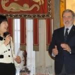 Le Ambasciatrici di Genova nel mondo? Una giapponese e una cinese
