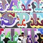 Un nuovo quartiere di street-art a Osaka