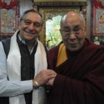 Il Dalai Lama: responsabilità compassione e autocontrollo sono la nostra sola speranza