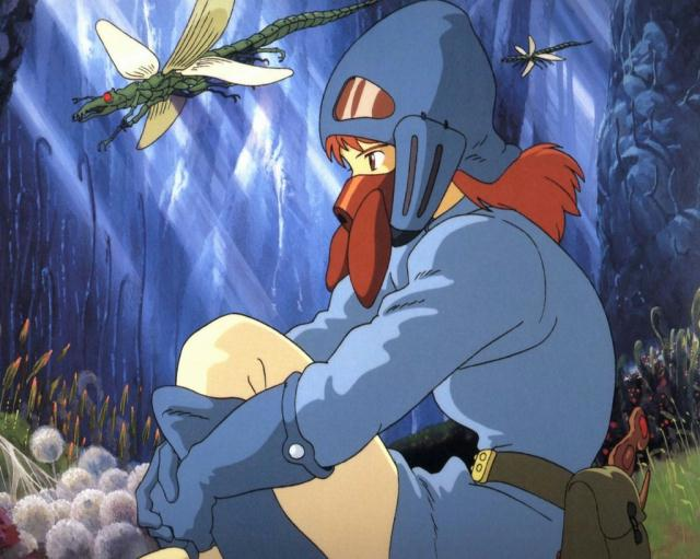 Nausicaa of the Valley of Wind