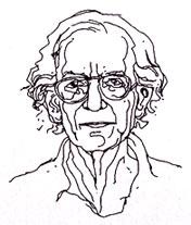 Il poeta Nissim Ezekiel
