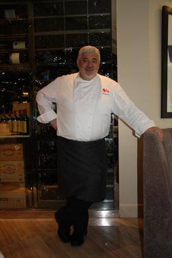 Umberto Bombana, chef del ristorante italiano