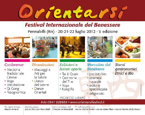 Milleorienti Blog Archive Orientarsi Festival Del Benessere E Delle Tradizioni Orientali