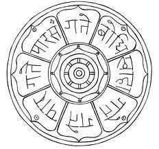 Il simbolo dello Shobogendo, Centro Zen Milano