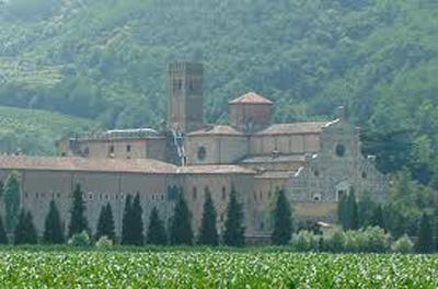 L'abbazia benedettina di Praglia (Padova)