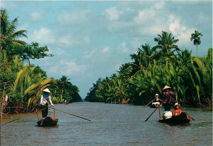 Il Mekong, anima d'acqua dell'Indocina