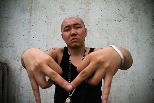 Gee, rapper mongolo