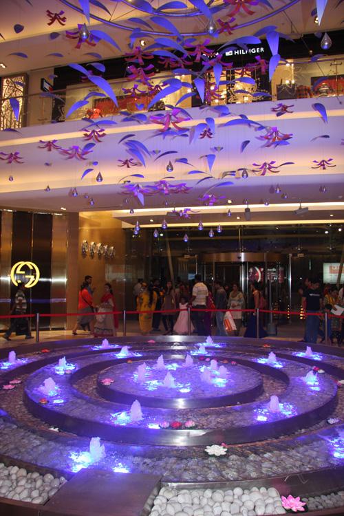 Un interno del Quest Mall di Kolkata. Foto di Marco Restelli