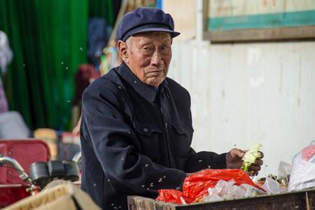 Necessità. Cina. Foto di Antonio Moncelsi.