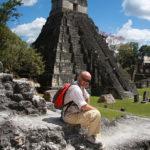 Marco Restelli a Tikkal, Guatemala