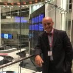Marco Restelli nella Borsa di Tokyo